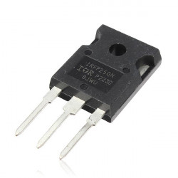 10st 30A 200V IRFP250 IRFP250N IR Ström N-Channel MOSFET Transistor