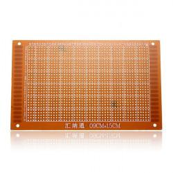 10stk 9 X 15 Cm Print Og Prototypefremstilling Printplade Breadboard Forsøgsbord