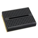 10er Schwarz 170 Holes Mini Solderless Prototyp Brotschneidebrett für Arduino Arduino SCM & 3D Drucker