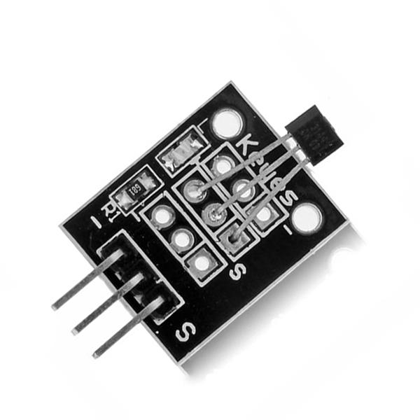 10st DC 5V KY-003 Hall Magnetisk Sensor Modul för Arduino Arduino SCM & 3D-skrivare