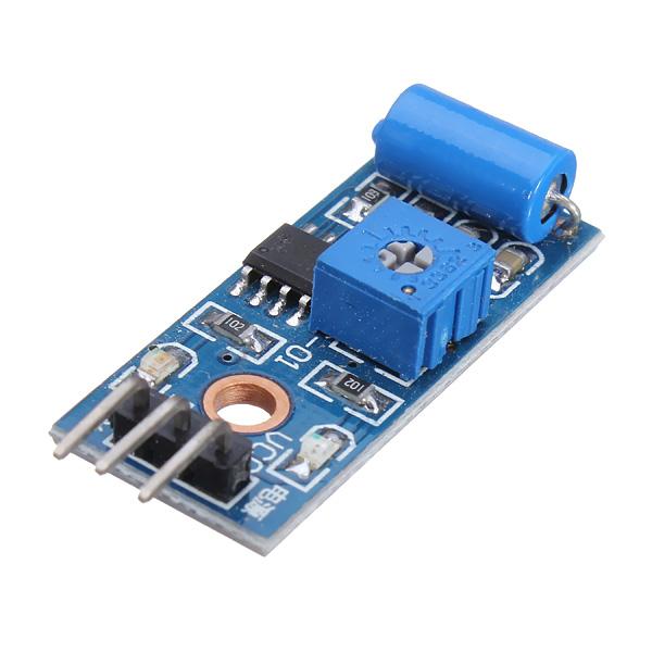 10st SW-420 NC Typ Vibration Switch Sensor Modul för Arduino Smart Car Arduino SCM & 3D-skrivare