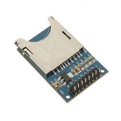 10er Slot Sockel Leser SD Karten Modul für Mp3 Arduino Compatible