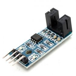 10st Hastighet Mätsensor Counter Motor Test Groove Koppling Modul för Arduino