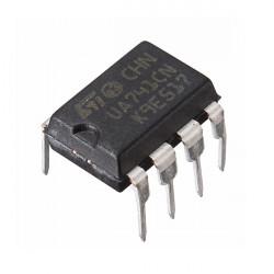 10er UA741CN DIP 8 UA741 LM741 ST IC Chip Operationsverstärker