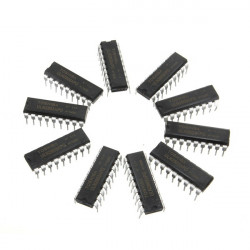10er ULN2803APG ULN2803 DIP 18 IC Chip Darlington Arrays