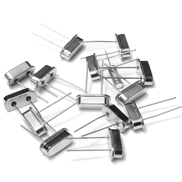 15 PC 4 48MHZ Werte Quarzoszillator Sortiment Kit Set Arduino SCM & 3D Drucker