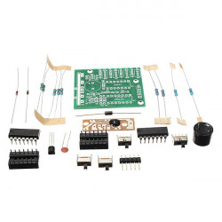 16 Musik Box 16 Sound Box Kit Elektronisk DIY Suite