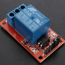 1 Channel 12V H / L Level Trigger Optokopplare Relämodul för Arduino