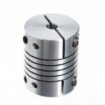 1 PC 5 X 8mm Flexibel Z Axlar Motor Axel Kopplare Fix för 3D-skrivare RepRap Mendel Prusa CNC Arduino SCM & 3D-skrivare