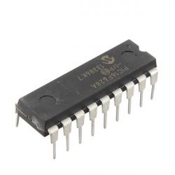 1 Pc Microchip DIP-18 PIC16F628A-I/P IC Microcontroller