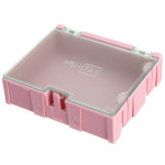 1Pc Pink Mini ESD SMD Chip Resistor Capacitor Component Box Arduino SCM & 3D Printer Acc
