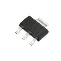 1st AMS1117 LM1117 1117 5V 1A Spänningsregulator Chip
