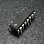 1pc L293D L293 L293B DIP / SOP Push-Pull Four Channel Motor Driver IC Arduino SCM & 3D Printer Acc