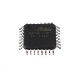 1st Microcontroller IC ATMEGA328P-AU TQFP-32 ATMEL Chip