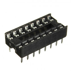 20st 2.54mm 16 Pins IC DIP Integrated Circuit Kontakt Adapter