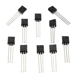 20stk 2N7000 N-Channel Transistor Fast Switch TO-92 MOSFET