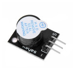 20stk Sort KY-012 Buzzer Alarm Modul for Arduino PC Printer Arduino SCM & 3D-printer