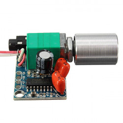 2 Channel 3W PAM8403 Stereoljud Digital Förstärkarekort med USB