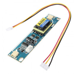 """2 Lampenhintergrundbeleuchtung Universal LCD CCFL 10V 28V Inverter für 10"""" bis 22 Zoll Bildschirm"""