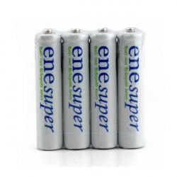 2PCS BTY AAA 900mah 1.2V ENE Super NI-MH Battery