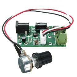 2Pcs Adjustable Regulator Pulse Width PWM DC Motor Speed Controller Switch