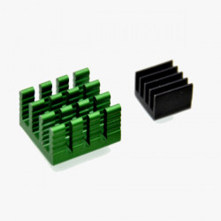 2Pcs Aluminum Heatsink Kit For Raspberry Pi B+ / 2B