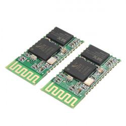 2Pcs RS232 TTL HC-06 Wireless Bluetooth RF Transceiver Serial Module For Arduino