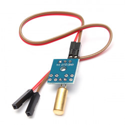 2stk Tilt Vinkel Sensor Modul med Kabel for Arduino STM32 AVR Raspberry Pi