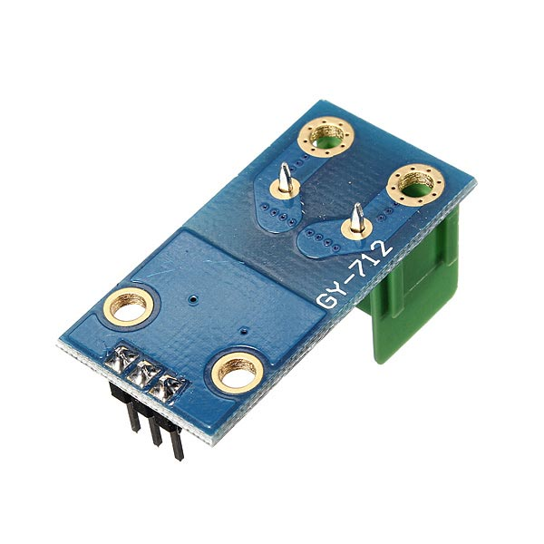 30A AC och DC Spänning Sensor Modul ACS712 Arduino ACS712ELCTR-05B Arduino SCM & 3D-skrivare