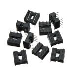 30Pcs 8 Pin DIP IC Socket Adaptor Solder Type Socket Dual Wipe Contact Arduino SCM & 3D Printer Acc
