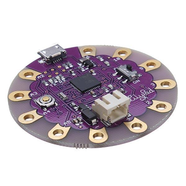 3.3V 8M Arduino Kompatibel LilyPad USB ATmega32U4 Utvecklingskort Arduino SCM & 3D-skrivare