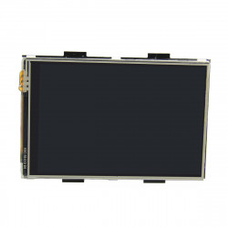 3.5 Inch 320 X 480 TFT LCD Display Touch Board For Raspberry Pi 2/B+