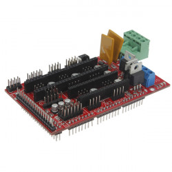 3D Printer Controller For RAMPS 1.4 Reprap Mendel Prusa Support Arduino Boards
