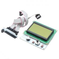 3D Printer RAMPS1.4 LCD12864 Controller Graphic Matrix Display Modul