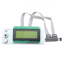 3D-skrivare RAMPS1.4 LCD2004 Kontroller Grafisk Matrix Display Modul
