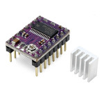 3D-skrivare Stepstick DRV8825 Steg Driver RepRap 4 Layer PCB Arduino SCM & 3D-skrivare