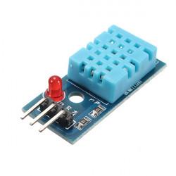 3st DHT11 Temperatur Relativ Fuktighet Sensor Modul för Arduino