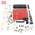 3Pcs DIY Meter Tester Kit For Capacitance ESR Inductance Resistor NPN PNP Mosfet M168 Arduino SCM & 3D Printer Acc