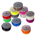 3mm 3D Printer PLA Filament For Makerbot Mendel Printrbot Reprap Prusa Arduino SCM & 3D Printer Acc
