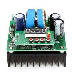 400W CNC Digital DC-DC Boost Module Constant Voltage Constant Current