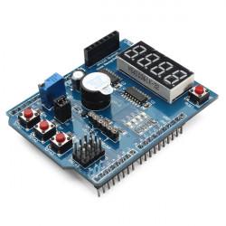 4 Digital Multifunktionell Skärmad Expansionskort för Arduino