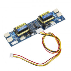 """4 Lampa Universal CCFL LCD-skärm Inverter 10-30 V för 15-24"""" Skärm"""