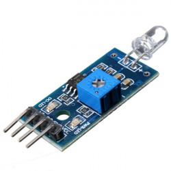 4Pin Photodiode Sensor Modul Detektering Modul för Arduino