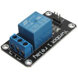 5st 1 Kanal 5V Relämodul Skärmad Kort för Arduino ARM PIC AVR DSP ARM