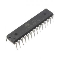 5Pcs 8-Bit MCU ATmega328P-PU DIP28 Microcontroller IC Chip For Arduino