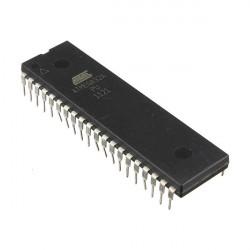 5Pcs ATMEGA32A-PU MCU AVR 32K Flash 16MHz 40-PDIP ATMEL IC Chip