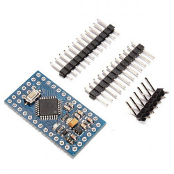 5st Arduino Kompatibel 5V 16M Pro Mini Microcontroller Kort Förbättrad ATMEGA328P 328