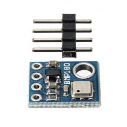 5Pcs BMP180 Digital Barometric Pressure Sensor Module Board