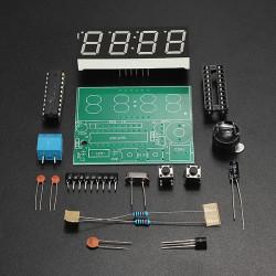 5er C51 4 Bits Elektronische Uhr Elektronische Production Suite Bausätze