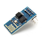 5st ESP8266 Remote Serial Port WiFi-sändtagare Trådlös Modul Arduino SCM & 3D-skrivare